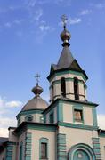 Stock Photo of Ukranian church details