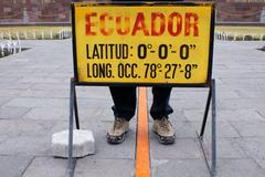 äquator Stock Photos
