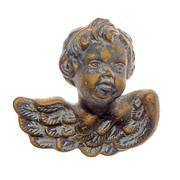 Old decorative angel Stock Photos