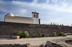 Church, Castro Marim - stock photo