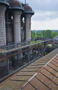 Landschaftspark Duisburg-Nord - stock photo