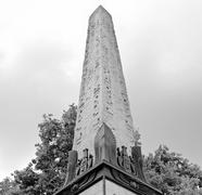Stock Photo of Egyptian obelisk, London