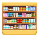 Stock Illustration of pharmacy, medicine