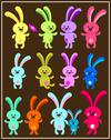 Stock Illustration of bunnies