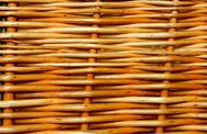 Wicker close-up Stock Photos