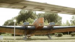 Historic Aircrafts USSR - ANT 4 (TB 1) Stock Footage