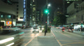 SAO PAULO, BRAZIL: Rush hour after work on Avenida Paulista - Timelapse 4K Footage