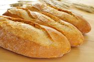 Stock Photo of demi baguettes