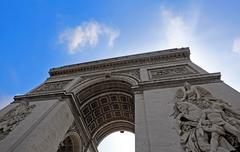 Arc de Triumph Stock Photos