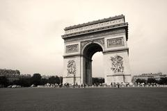 Arc de Triumph Stock Photos