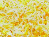 Stock Photo of grated cheese