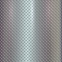 Stock Illustration of Vector silver grille on steel background