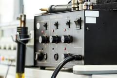 Professional modern test equipment Stock Photos