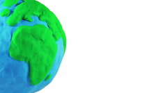 Earth stop motion. Stock Footage