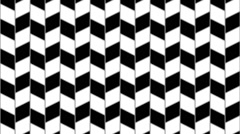 Optical illusion with distorted vertical parallel lines 77 Stock Footage