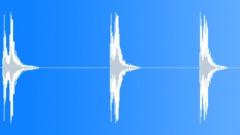 Small booby trap - sound effect