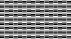 Optical illusion with distorted vertical parallel lines 87 - stock footage