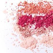 Makeup powder Stock Photos