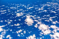 Stock Photo of over the clouds
