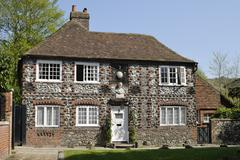 Cottage in Shoreham. Kent. England - stock photo