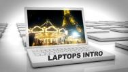 Laptops Intro Stock After Effects