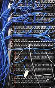 Network server room routers Kuvituskuvat
