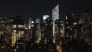 Stock Video Footage of *4K* New York City Skyline Timelapse