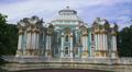 Hermitage. Pushkin. Catherine Park. Tsarskoye Selo. 4K. Footage