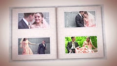 Wedding Photo Album Stock After Effects