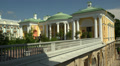 Cameron gallery. Pushkin. Catherine Park. Tsarskoye Selo. 4K. 4k or 4k+ Resolution