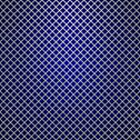 Stock Illustration of Vector silver grille on blue background