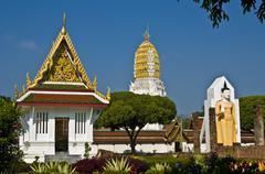 Wat Phra Si Ratana Mahathat - stock photo