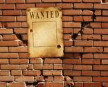 Stock Illustration of Wanted