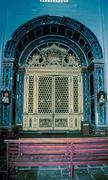 Stock Photo of Interior of Church of St. Franscis of Assisi, Old Goa, India