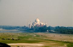Stock Photo of Taj Mahal, Agra, India