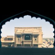 Stock Photo of Salim Singh Ki Haveli, Rajasthan, India