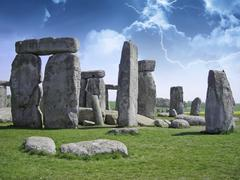 Stonehenge Rocks Stock Photos