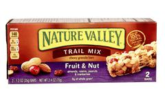 nature valley trail mix - stock photo