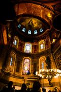 Stock Photo of Hagia Sophia apse