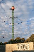 Tivoli-huvipuisto Kööpenhamina Kuvituskuvat