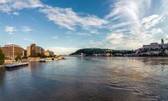 Flooded city of unkari Kuvituskuvat