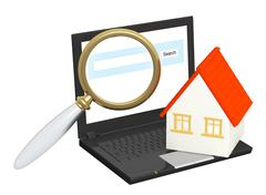Stock Illustration of Search