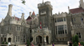 Casa Loma Toronto Front HD Footage