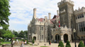 Casa Loma Toronto Pan Right Footage