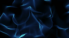 Fractal Form Background Visuals HD Stock Footage