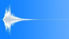 Iron Metallic Transformer Whoosh 3 (Strong, Dynamic, Changing) Sound Effect