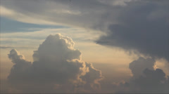 Growth cumulus - stock footage