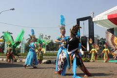 Traditional Arts Festival Stock Photos