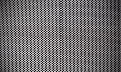 Steel mesh screen background and texture Stock Photos