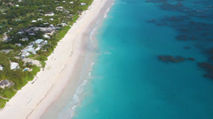 Harbor Island, Bahamas Stock Footage